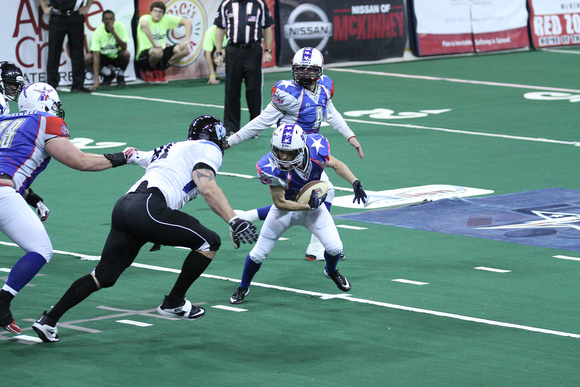 Fredshots Photography: February 21, 2014: vs. Cedar Rapids Titans &emdash;